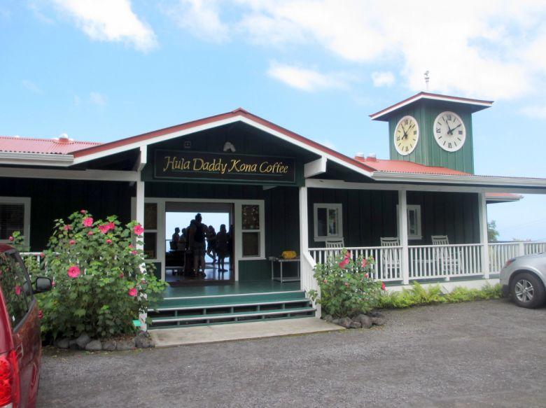 Reisverslag Hawa 239 Big Island Hula Daddy Kona Coffee